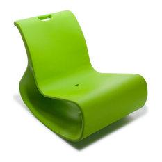 Mod Lounger, Green