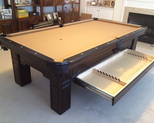 Olhausen Billiards Pool Table Installs - Olhausen breckenridge pool table
