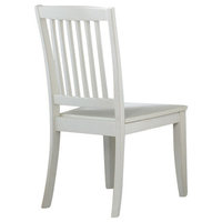 Liberty Hampton Bay School House Chair, RTA, White