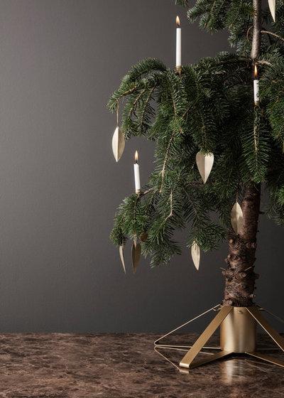 Sådan pynter du juletræet med årets største trends