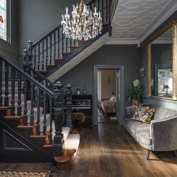 London Victorian Mansion