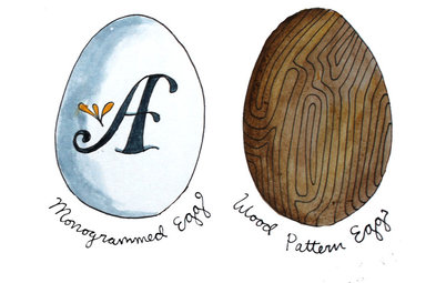 Trendy Themes Get a Last (Maybe?) Hurrah on Fantasy Easter Eggs
