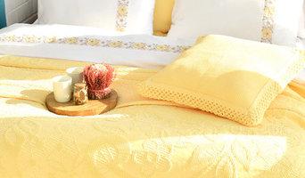 Вязаное покрывало PROVENCE sufle