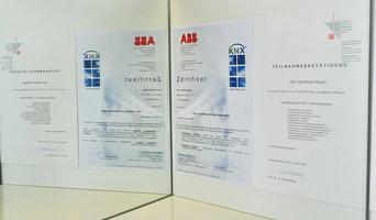 Kompetenter Münchner Partner für Elektrotechnik Partner für EIB / KNX Anlagen