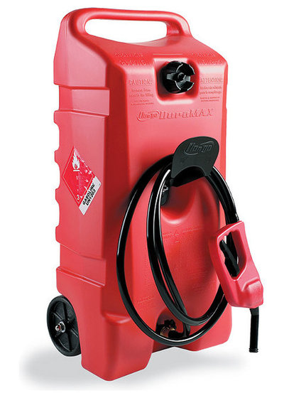 Traditional Patio Furniture And Outdoor Furniture 14-Gallon Flo N' Go Portable Fueling System