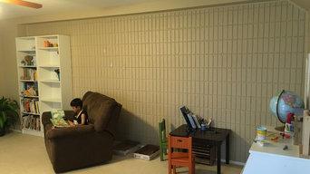 Inori Kim's family room