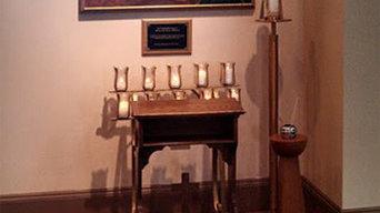 St. Teresa Benedicta - Custom Artwork for Catholic Parish