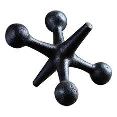 Cast Iron Giant Jack Sculpture