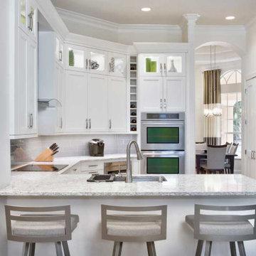 Transitional Kitchen Remodel in Bonita Springs, FL