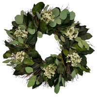 Elysian Fields Wreath, 22""