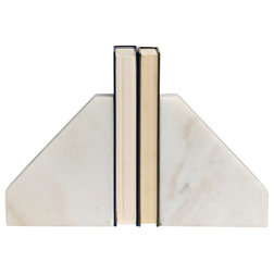 Contemporary Bookends by Kathy Kuo Home