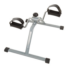 Wakeman Pedal Exerciser with Adjustable Resistance Knob