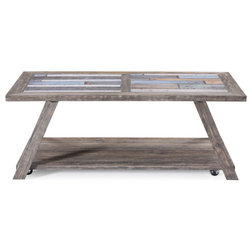 Farmhouse Coffee Tables by Emerald Home