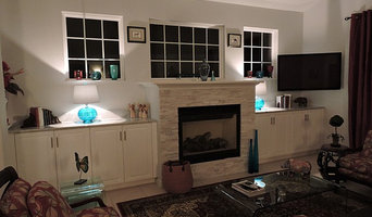 Music Storage Cabinetry