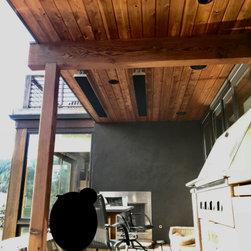 Residential Alfresco Kitchen - Patio Heaters