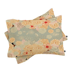 Deny Designs Iveta Abolina Creme De La Creme Pillow Shams, King