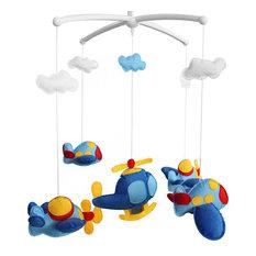 Contemporary Nursery Decor Houzz
