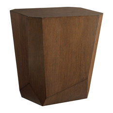 Lexington - Tangent Faceted Accent Table - Side Tables and End Tables