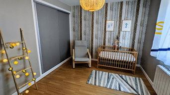 Chambre de nouveau-né