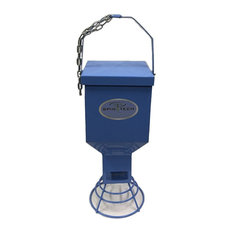 Bird Feeder, Blue