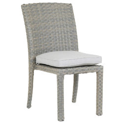 Tropical Outdoor Dining Chairs by Sunset West Outdoor Furniture