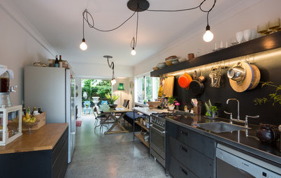 My Houzz: Vintage Finds and Luxe Materials Make This Home a Haven