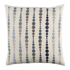 Dewdrop Pillow 22x22x5, Polyester Fill
