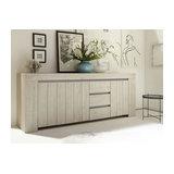 Palmira 3 door 3 drawer sideboard