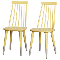 Midcentury Dining Chairs by TMS