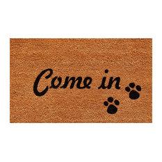 """""""Come In"""" Doormat"""