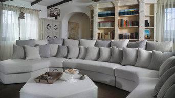 Shine modular sofa