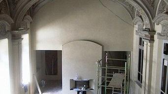 Chiesa sconsacrata restaurata