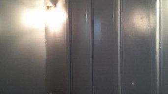 Interior of Elevators