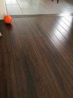 bamboo flooring vs hardwood floors