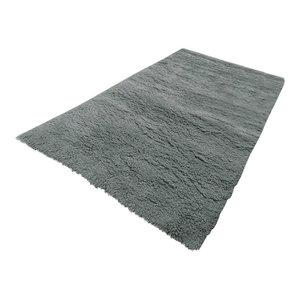 Beauticious BEU05 Rug, Grey, 90x150 cm