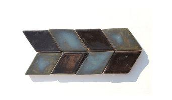 Керамическая плитка ручной работы РОМБ