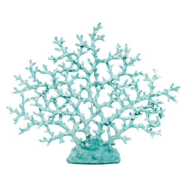 Decorative Coral, Blue