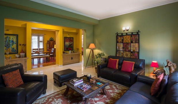 Eclectic  by Shefali Singh, Architect