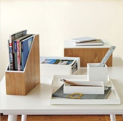 Merveilleux Contemporary Desk Accessories By West Elm