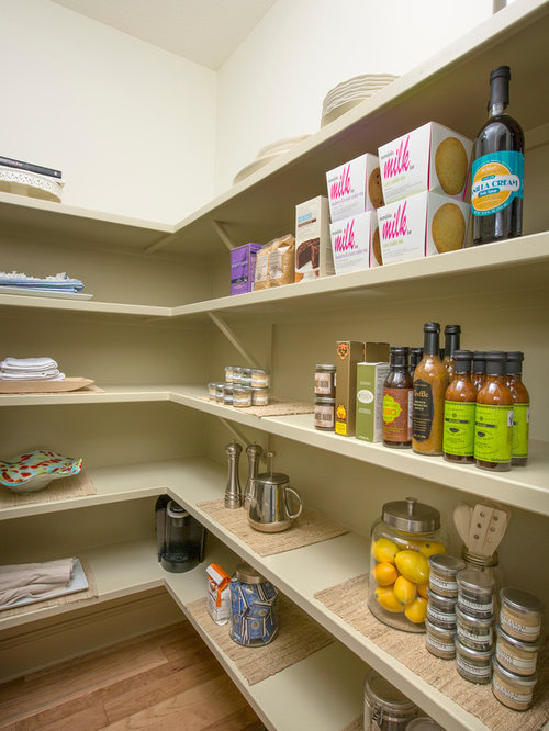 Pantry Shelves Ideas, Pictures, Remodel and Decor