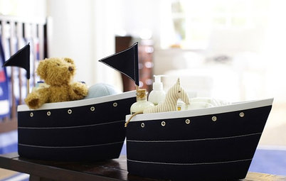 Guest Picks: Nautical Finds for a Shared Kids' Bedroom