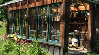 Pomfret, VT Potting Shed