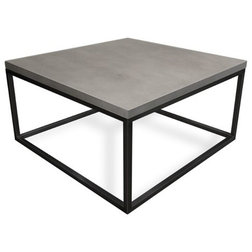 Fresh Contemporary Coffee Tables by Trueform Concrete