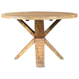 Rustic Dining Tables by Moti