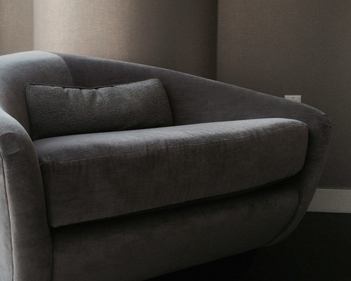 Custom Headboards, Pillows and Bedding - Armchairs And Accent Chairs