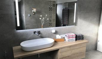 Individuelle Badezimmmöbel und Waschtische