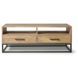 Industrial Coffee Tables by Houzz