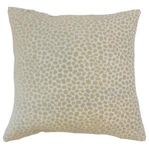 The Pillow Collection Klemens Geometric Bedding Sham Blue Queen//20 x 30