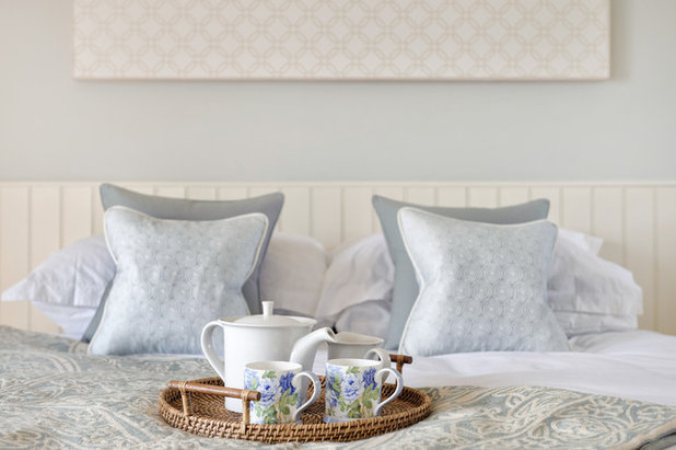 Country Bedroom by Robertson Lindsay Interiors