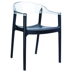 Midcentury Outdoor Dining Chairs by BisonOffice